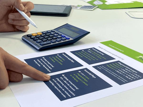 Finanzberatung Seniorenbetreuung